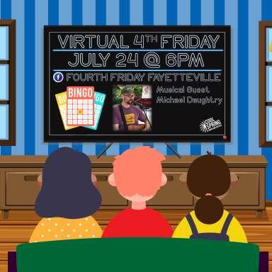 Virtual 4th Friday