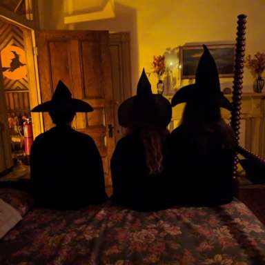 Hallowe'en Revels: Night Tours of the 1897 Poe House