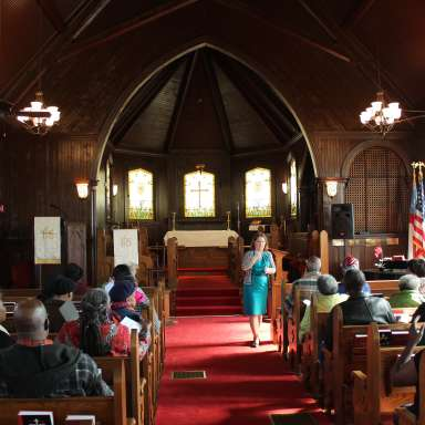 Historic Churches Bus Tour