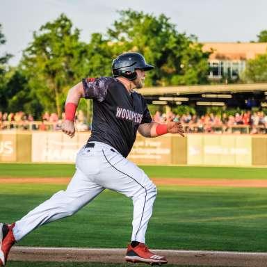 Fayetteville Woodpeckers vs. Frederick Keys