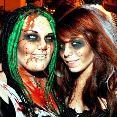 11th Annual Zombie Walk & Prom