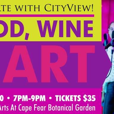 CityView Presents Food, Wine & ART