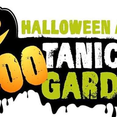 Halloween at the Bootanical Garden