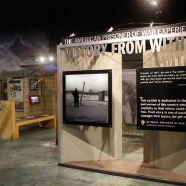 Victory from Within: The American Prisoner of War Experience