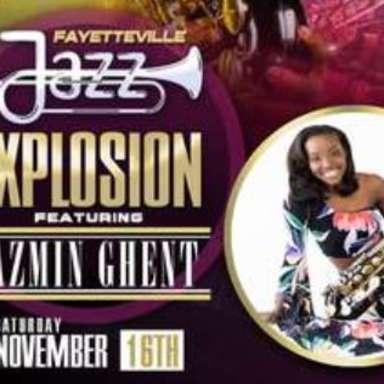 Jazz Extravaganza featuring Jazmin Ghent