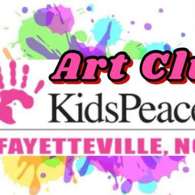 KidsPeace Art Club