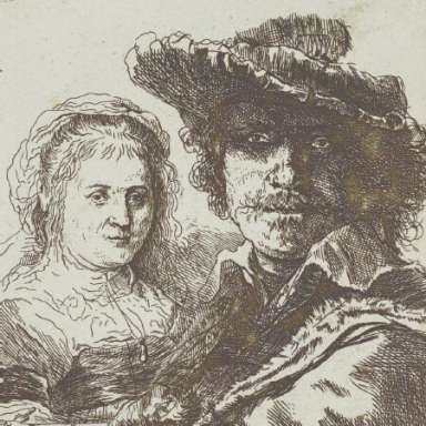 """Rembrandt: The Sign & The Light"" Art Exhibition"