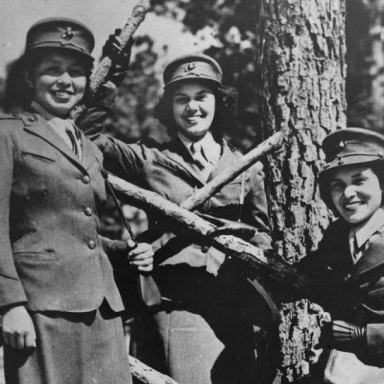 Women Marines in World War II- Virtual Event