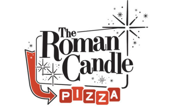 The Roman Candle Logo