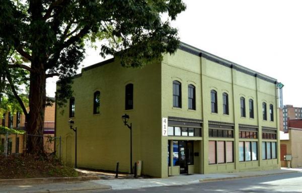 CVB Office Exterior