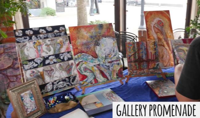 Gallery Promenade