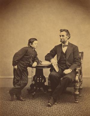 Alexander_Gardner_(American_born_Scotland_-_(Abraham_Lincoln_and_His_Second_Son_Thomas_(Tad))_-_Google_Art_Project