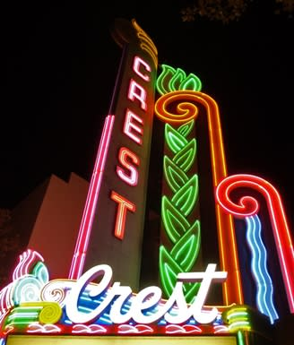 Historic Crest Theater Meeting Venue Sacramento