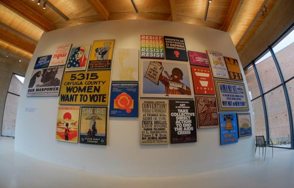 NYS Equal Rights Heritage Center - Interior View
