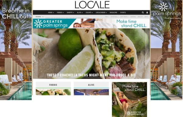 Locale GPS Ad- Summer Chill 2018
