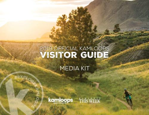 2019 Official Kamloops Visitor Guide