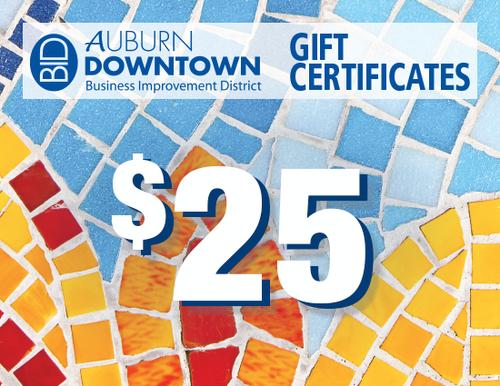 Auburn BID Gift Card