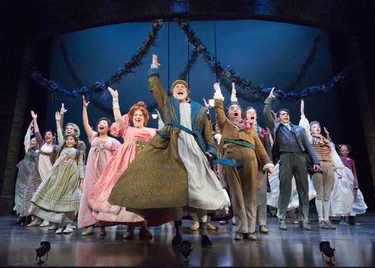 A Christmas Carol McCarter Theatre