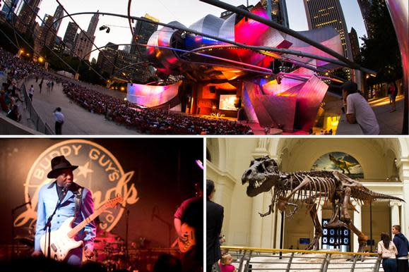 Chicago Bucketlist - Arts and Culture