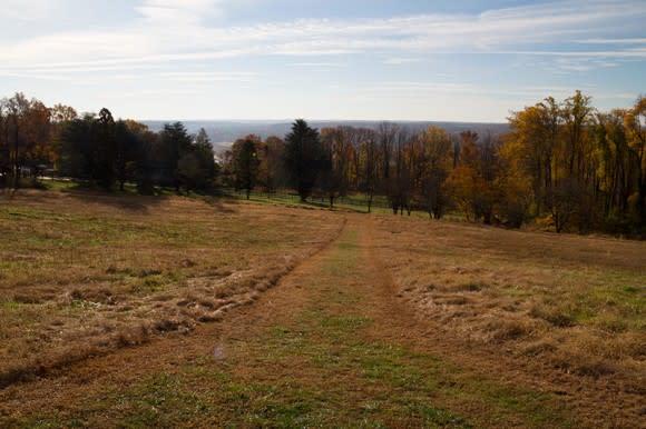 Baldpate Mountain Fiddlers Creek Road