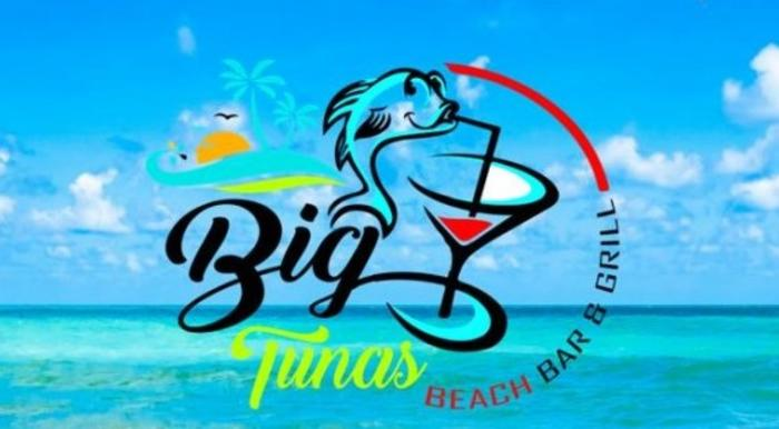 Logo for Big Tuna's Beach Bar & Grill