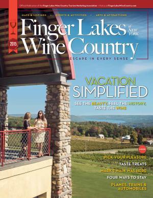 Travel Magazine Cover 2015