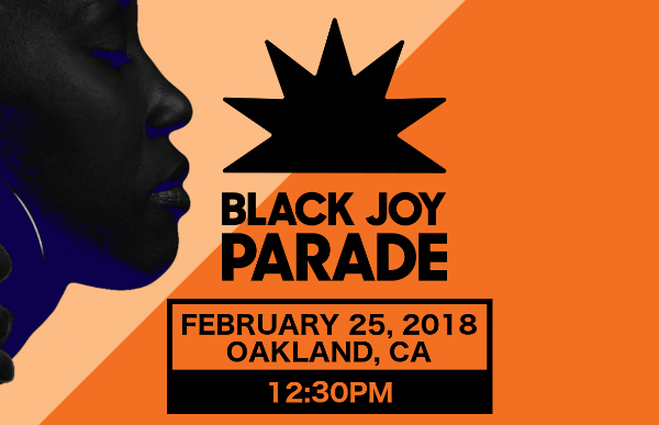The Black Joy Parade Banner