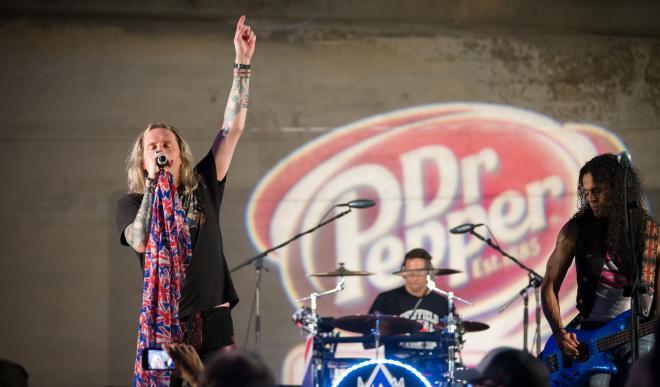 Dr Pepper Park Roanoke