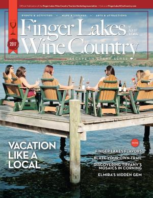 Travel Magazine Cover 2017