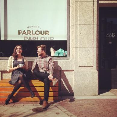 Parlour Coffee Winnipeg