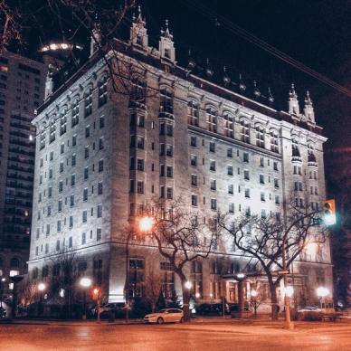 New Year's Eve Murder Mystery Dinner & Dance Hotel Fort Garry