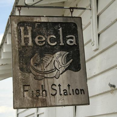 Hecla Fish Station