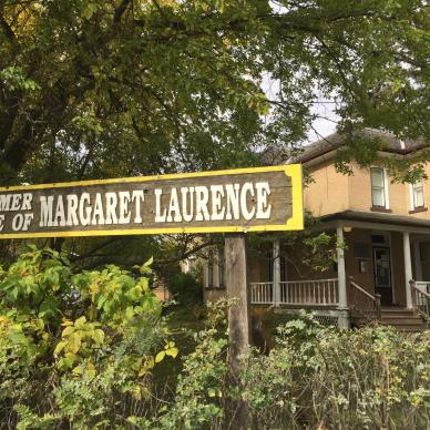 Margaret Laurence Home Neepawa