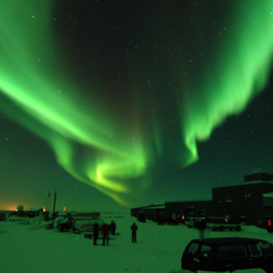 Winter Skies: Aurora and Astronomy in Churchill