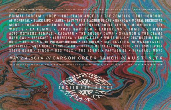Austin Psych Festival