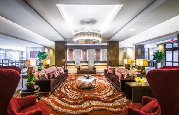 Residence Inn by Marriott Downtown Lobby