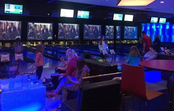 Bowling at Palasad
