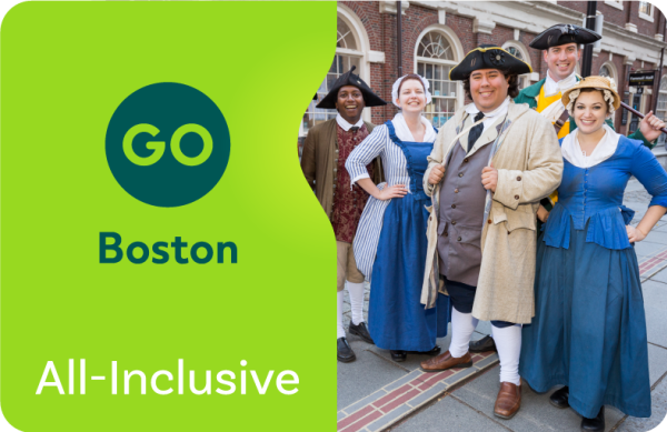 GoBoston Card All-inclusive