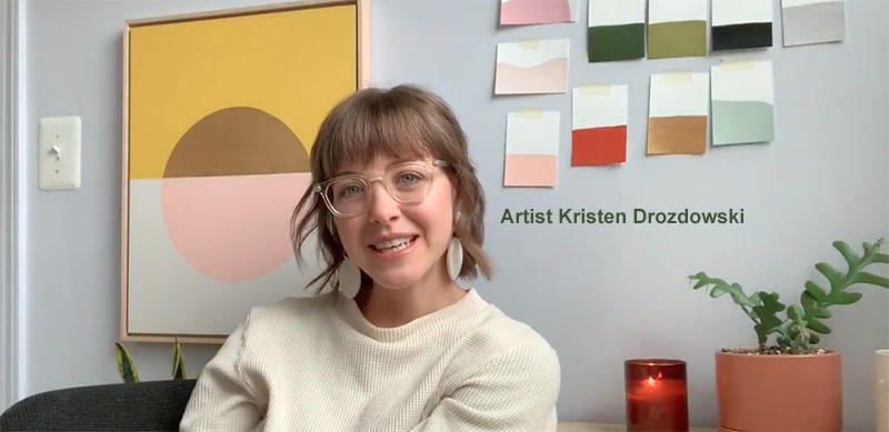 A2AC Studio Stories | Kristen Drozdowski