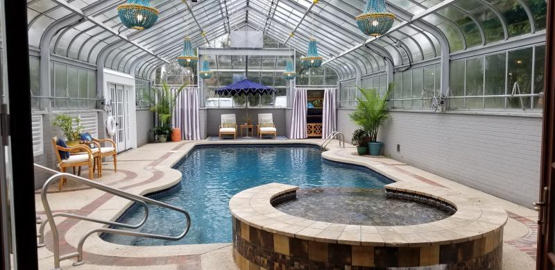 The Della Belle Pool