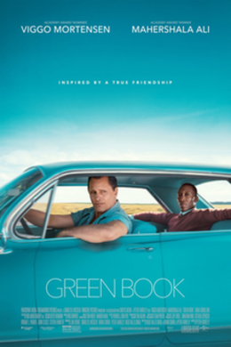 The Greenbook Film Poster