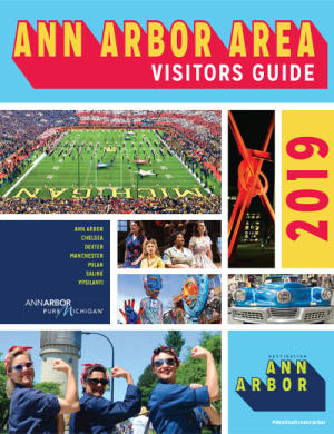 2019 Visitor Guide cover