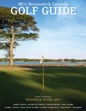 Brunswick 2020 Golf Guide cover