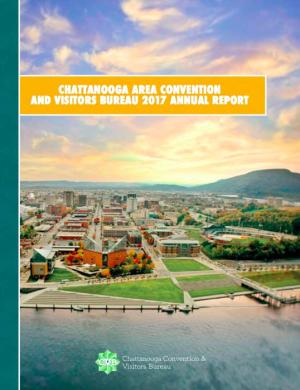 2017 Chattanooga CVB Annual Report