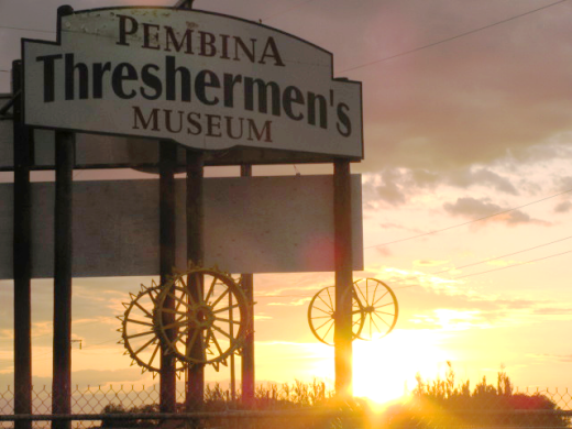 Pembina Threshermen Museum
