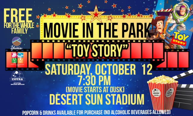 2019 October  Movie in the Park framerate