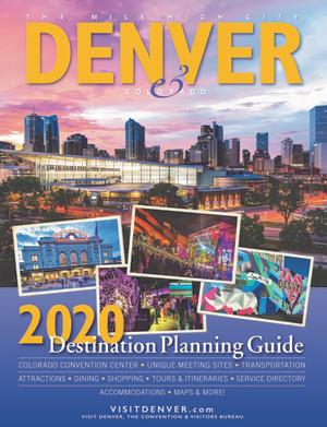 2020 Destination Planning Guide Cover
