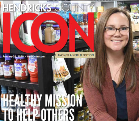 Tabitha Starr, Owner The Real Food Shoppe ICON cover