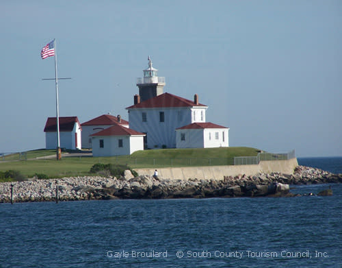 Westerly lighthouse
