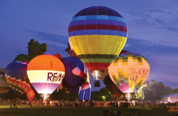 Indiana Balloon Festival